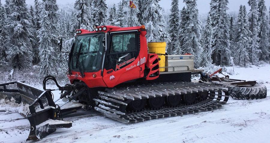 Alberta Snowcat Services – Arctic Storm Oilfield